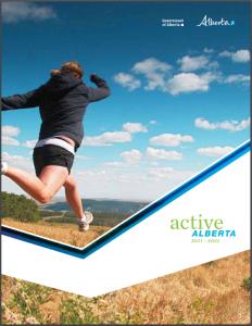 Active Alberta 2011 to 2021