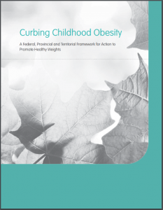 Curbing Childhood Obesity