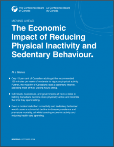 Economoic Impact of Reducing Physical Activity
