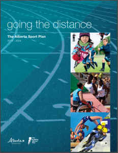 Alberta Sport Plan 2014 - 2024