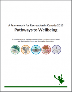 Framework for Recreation in Canada
